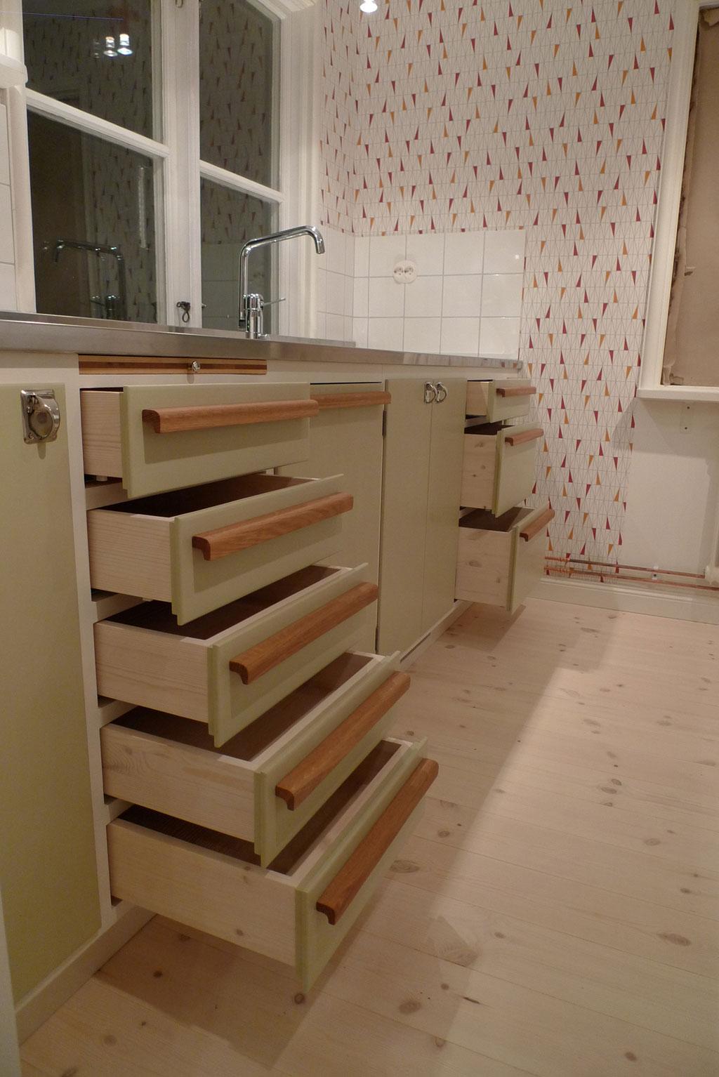 Kök enskede   funkiskök