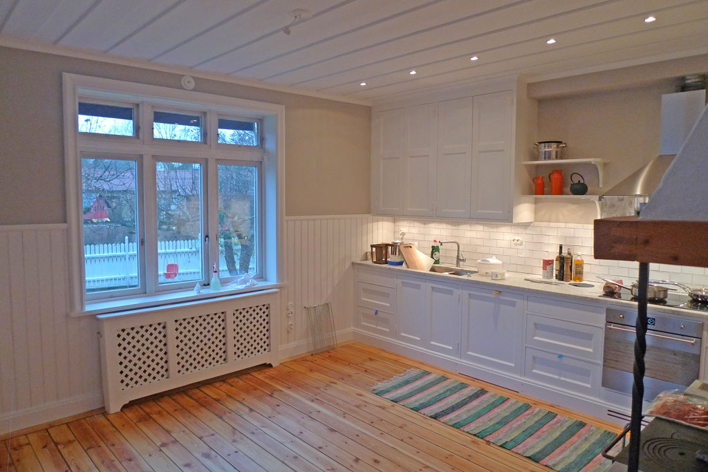 Modernt Kok I Gammalt Hus : modernt kok i gammalt hus  Hus Inspiration Inredning Dagens