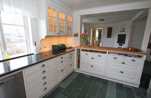 Kök i Dalarö tillverkat i Hälsingland